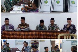 PC LWPNU Kab Malang Gelar Ikrar Masal
