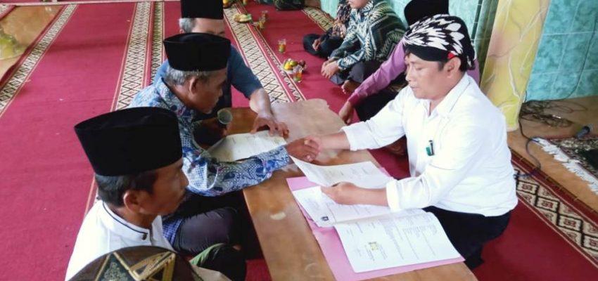 Lindungi Aset Tanah Wakaf, Ini Gerakan NU di Ponorogo