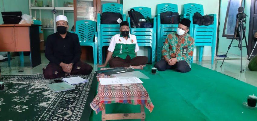 Ikrar wakaf Kantor  LP Maarif Jombang