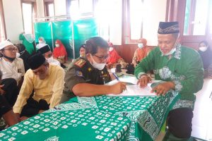 Wakaf Masjid Ali Imam Suhadi dan Yayasan Khodijah