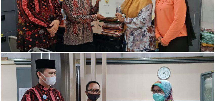 Penyerahan 21 Sertifikat Wakaf PTSL Kab Malang