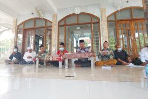 Ikrar Wakaf di Masjid At-Taqwa Petiyin