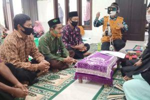 15 Bidang, Ikrar Wakaf di Desa Tahunan Baru